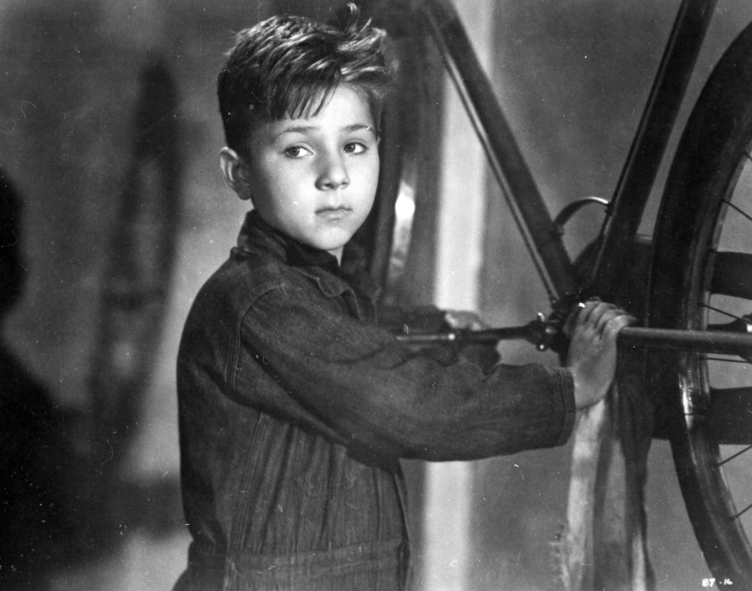 the important role of bruno and his development in bicycle thieves a film by vittorio de sica For this reason, it is essential to view bicycle thieves less as an emblem of   raised in naples around the stage, de sica started his career as an actor,   when a thief (vittorio antonucci) takes his bike and rides off, antonio and bruno  must  all the while during the film's development and after its release,.