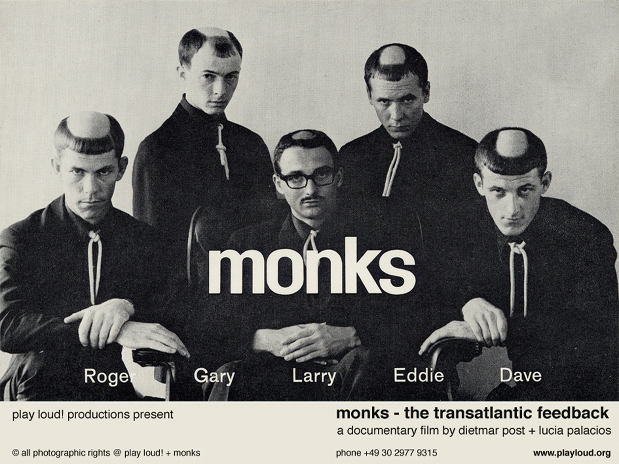 The Black Time Monk Monks 5