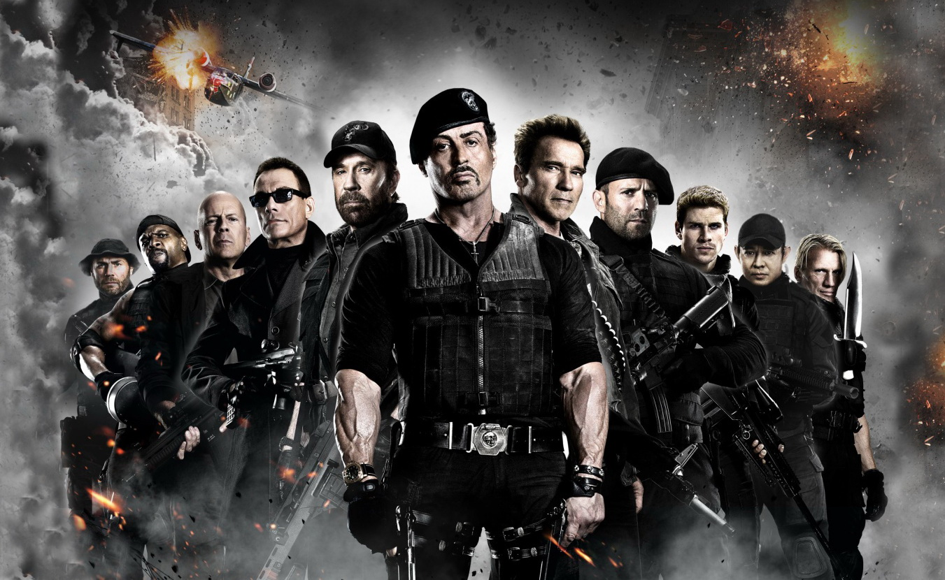 the expendables 2 cast - photo #24