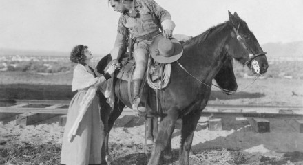 The Iron Horse (John Ford)