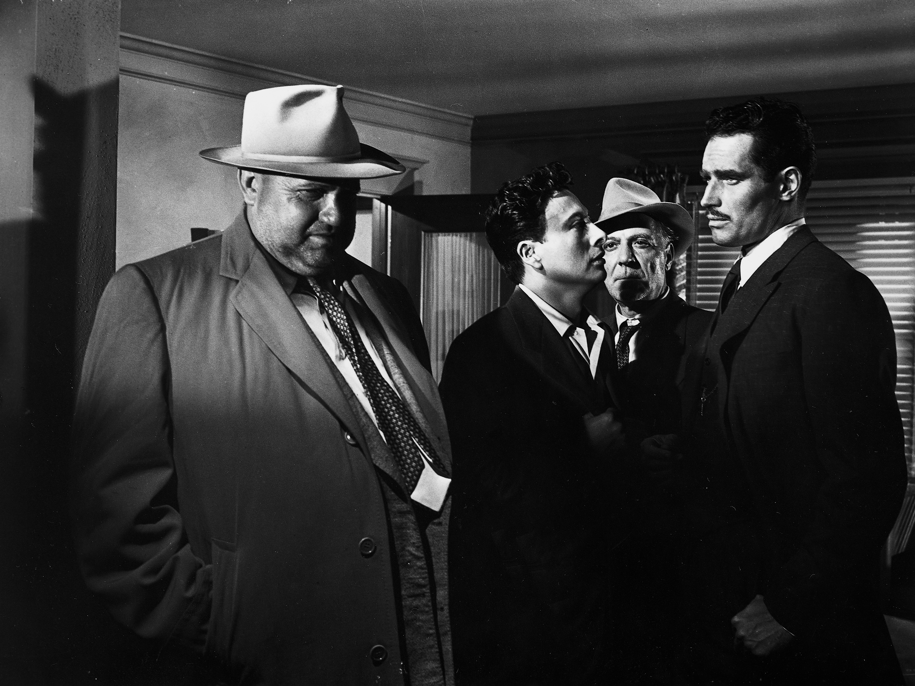 Touch of Evil Blu-ray Review - Craig Skinner On Film Craig Skinner On ...