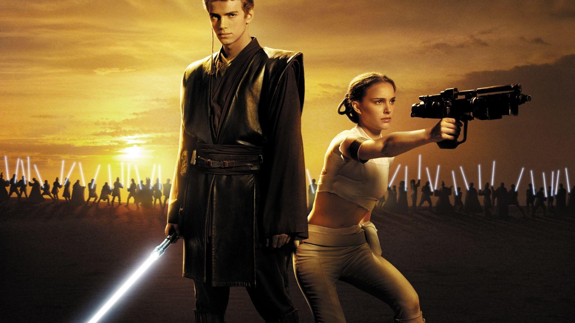 Star Wars: Episode II - Attack of the Clones, Star Wars II ...