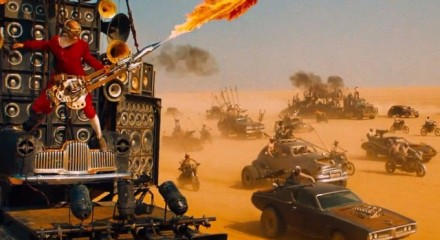 Cannes: Mad Max and modern technology, modern action and modern storytelling