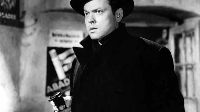 Cannes: Orson Welles – Shadows & Light and The Third Man